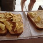 Mission Trip Chip Sandwich