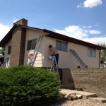 Mission Trip Painting Exterior