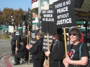 Social Justice with Bay Area Women in Black