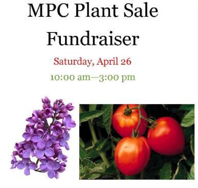 MPC Plant Sale