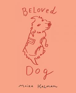 Beloved Dog Book Cover