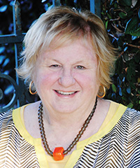 Author Lin Oliver
