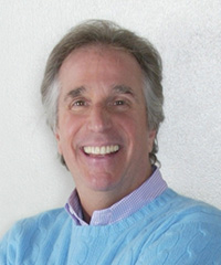 Author Henry Winkler
